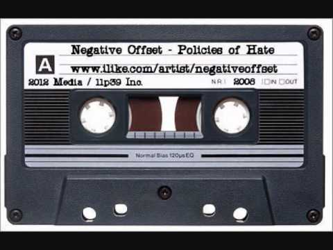 Negative Offset - Policies of Hate (2008 Demo Tape)