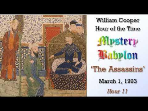 William Cooper - Mystery Babylon ┊ Hour 11 - The Assassins (Full Length)