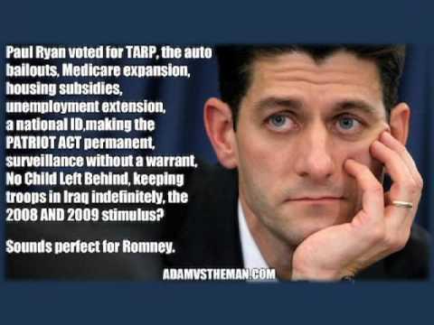 Introducing Paul Ryan