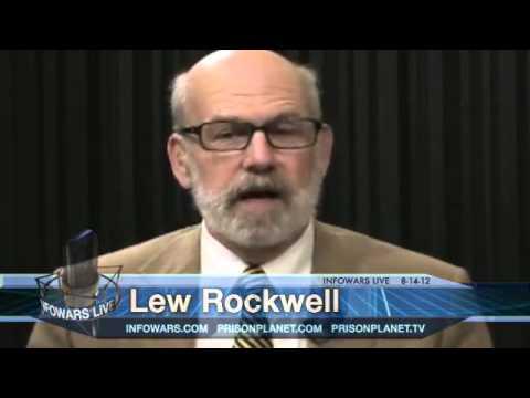 Lew Rockwell: Gov't is Far Worse Than The Mafia