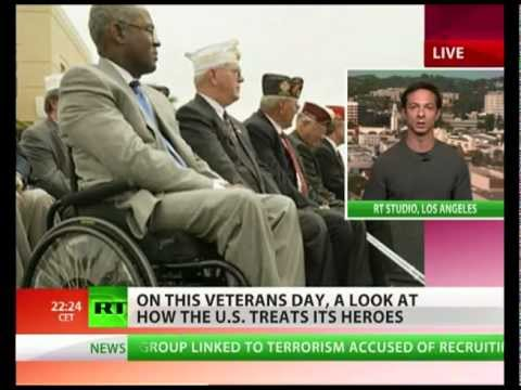 Congress to cut benefits for Veterans?