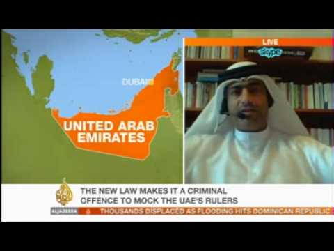 UAE Govt Ban Online Political Dissent After Joining UN Human Rights Committee