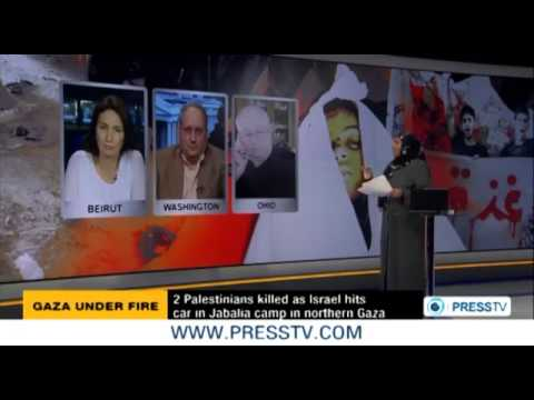 News Analysis November 19, 2012-Israel Attack On Gaza