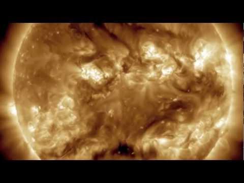 2MIN News November 21, 2012: Solar Flares