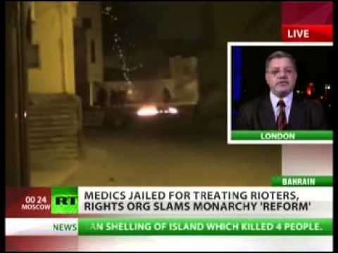 23 Bahraini Doctors Sentenced For Assisting Injured Protestors, U.S & U.K Ignore Human Rights Abuse