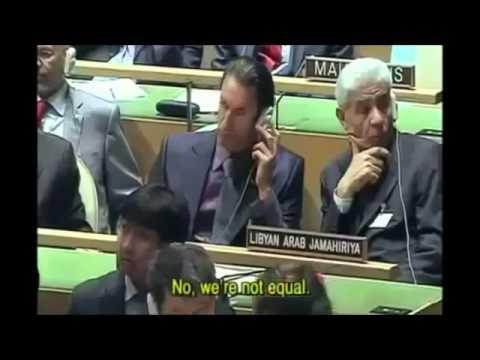 Gaddafi The Truth About Libya - Documentary