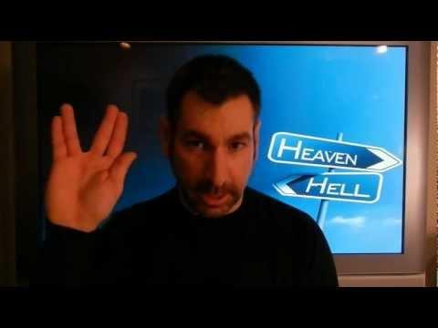 Jesus, Hymens & Aliens