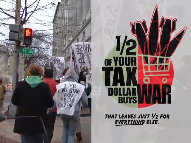 Death & Taxes: A Primer on War Tax Resistance