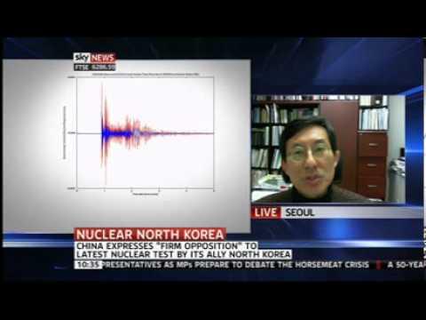 Pakistan Selling Uranium to North Korea? -Scientist Interview on N Korea Nuke Test- 12-Feb-2013