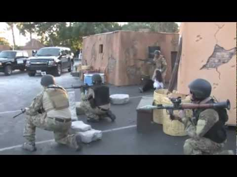 Real Military Zombie Apocalypse Training Halo Corp Navy Army Marines