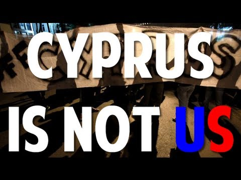 Cyprus Will NOT Happen To The US
