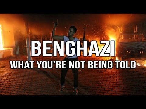 Benghazi What You're Not Being Told  [SCG News]