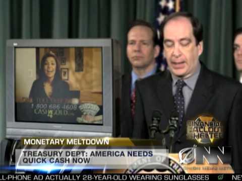 US To Trade Gold Reserves For Cash Through Cash4Gold.com