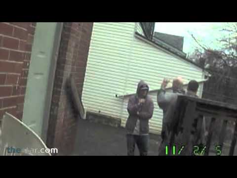 Durham Cop Video