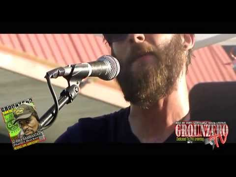 DAVE CAHILL Amazing Guitar Solo Vs Sampler Experiment @Freedompalooza 3 (July 5, 2013)