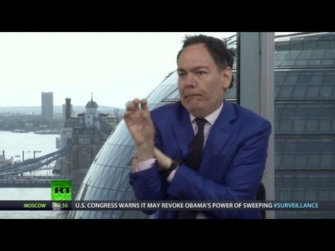 Keiser Report: Bankers' Brain Cells (E472)