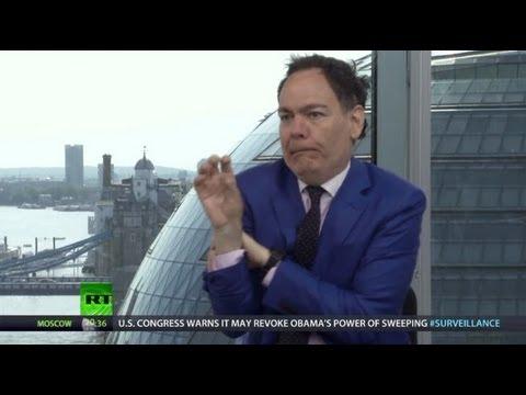 Keiser Report: Bankers' Brain Cells (E472)