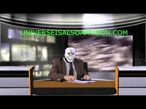 ALEX BONES- Universe Is Also A Prison.com - Spoof Parody- Unplug The Matrix
