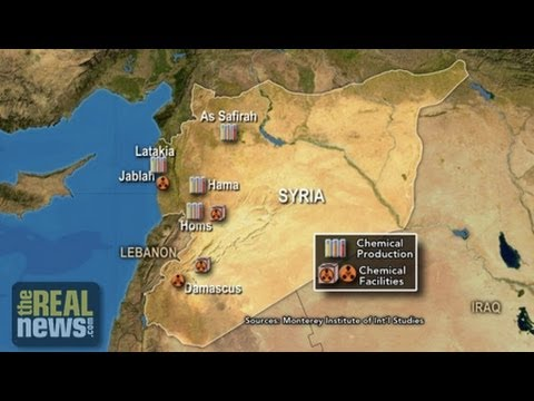 Syria: The Most Sought After Chess Piece