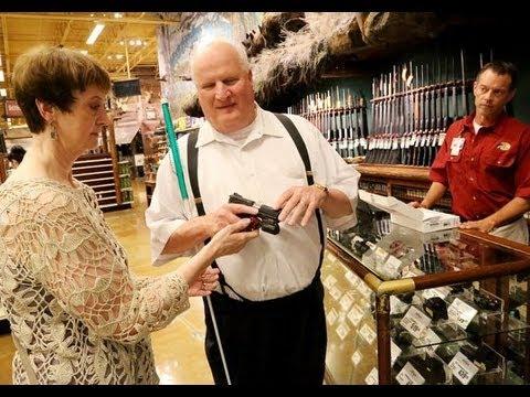 Iowa Gives Blind People Gun Permits