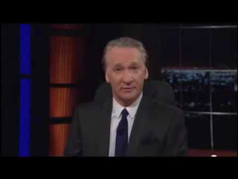 Bill Maher: In California, NRA stands for nuts, racists, and assholes