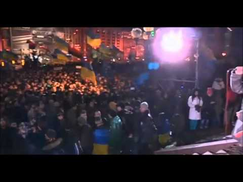 Protests continued in Kiev a day after Ukraine abandoned a landmark deal with the EU. 11/29/2013