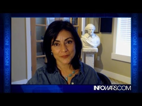 Who's Controlling The Snowden Documents and to What Purpose? - Sibel Edmonds [Interviewed by David Knight]