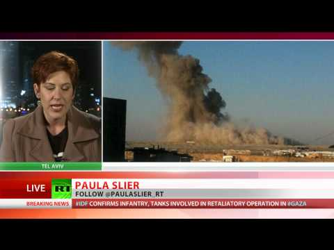 Israeli Nazis Launch Airstrike In Gaza Strip Retaliating For Deadly Shooting - Merry Xmas!