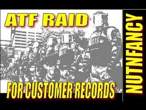 ATF Raids Store for Gun Owner Names, Overrides Court Order