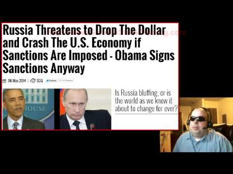 Stock Market Alert! Russia Transfers U.S. Treasuries as Dollar Attack Begins
