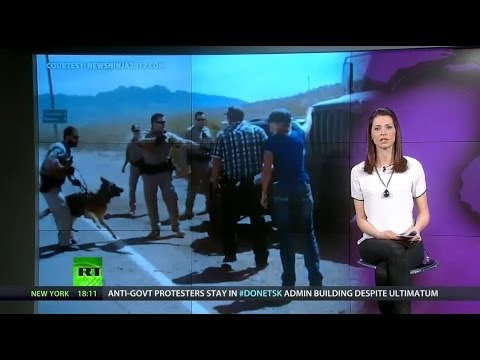 Could Nevada Ranch Standoff be the next Waco Tragedy?