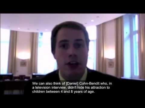 Belgian MP Laurent Louis Denounces the December 22 Pedophile Celebration!
