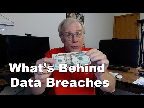 Frugal's Take 038: 5  Reasons Behind Data Breaches and #Cybercrime