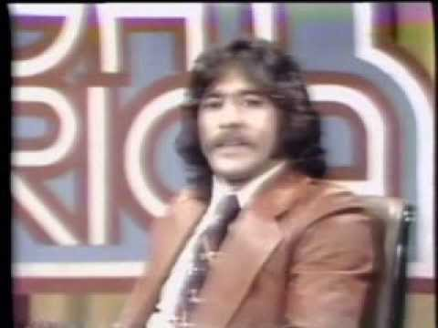 """THE ZAPRUDER FILM IS SHOWN ON """"GOOD NIGHT AMERICA"""" (MARCH 6, 1975)"""