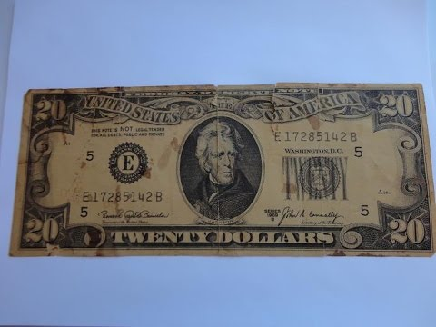 Series 1969 B Federal Reserve Note