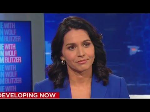 U.S. Congresswoman: CIA Must Stop Illegal, Counterproductive War to Overthrow Assad