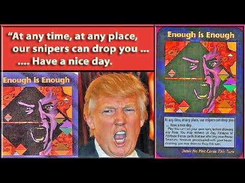 Illuminati US President - Donald Trump or New World Order Resister?