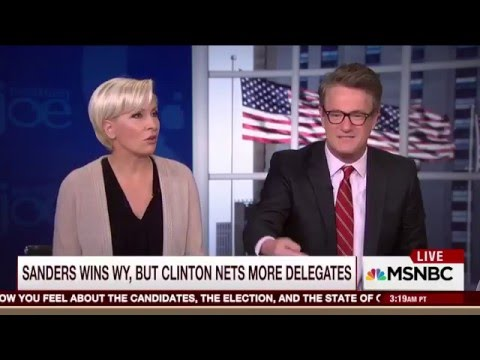 """MSNBC Morning Host Admits The """"Whole Voting System Is Rigged"""" After Bernie Get's Cheated!"""