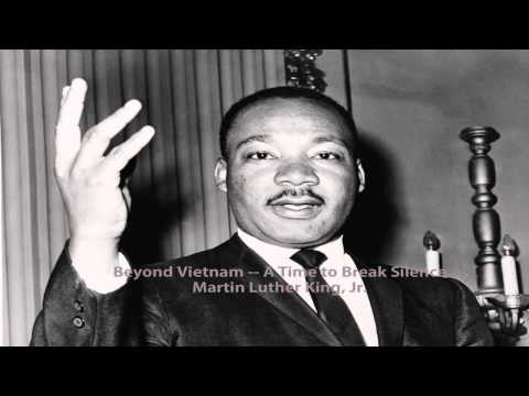 MLK: Beyond Vietnam -- A Time to Break Silence (Full)