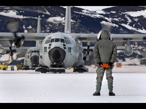 Mass Evacuation Of Antarctica as Special Ops And Military Moving In