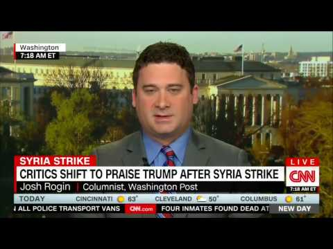 CNN Analyst: on Syria, Trump has 'burned all his supporters in spectacular fashion'