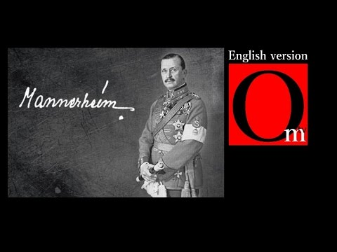The Mannerheim method. How to stop the aggressor.