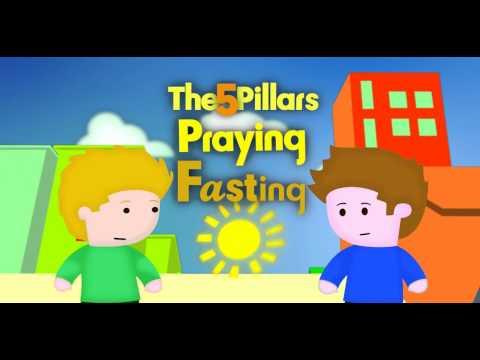 5 Pillars of Islam - part 2  | Cartoon by Discover Islam UK