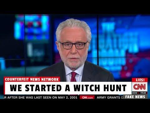 CNN Producer Admits Trump/Russia is Bullsh!t Witch Hunt