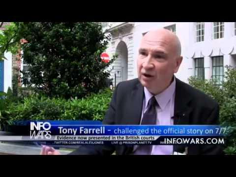 7/7 Whistleblower Fired For Exposing False Flag