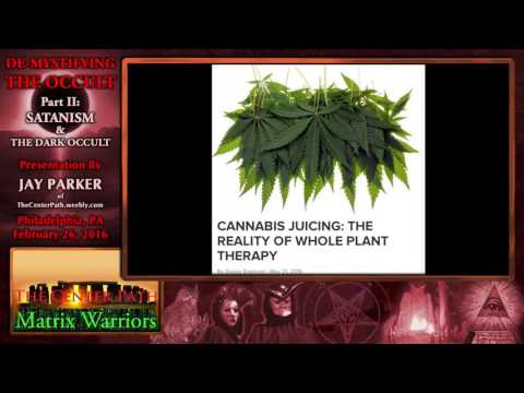 Jay Parker The Truth About Cannabis