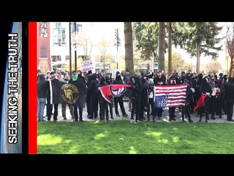 Antifa Members are Now Protesting George Soros Demanding Their Payments