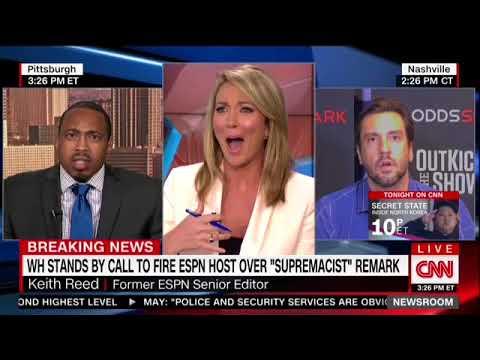 CNN Host ENDS Segment After Panelist States Love Of 'First Amendment & Boobs'