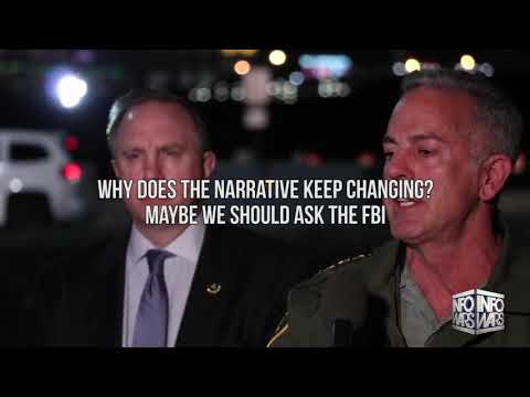 VIDEO: FBI Caught Lying To The American People About Vegas Massacre