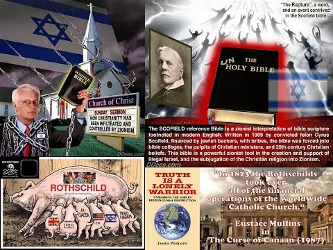 Rothschild's War on Christianity - James Perloff